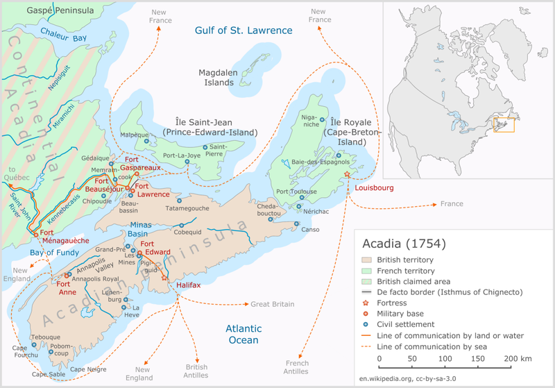 deportation of the acadia from the region of nova scotia Richard family: in acadian history are the descendants of the original french settlers of parts of the northeastern region of north america comprising what is now the canadian provinces of nova scotia census records and other documents from acadia/nova scotia in the first half of the.