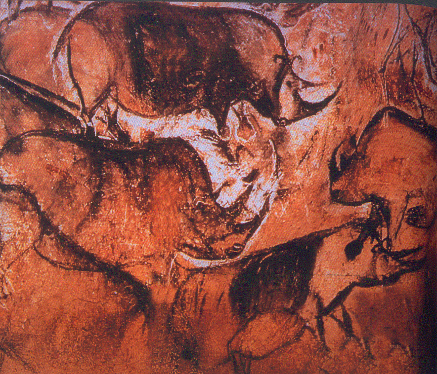 Native American Cave Paintings