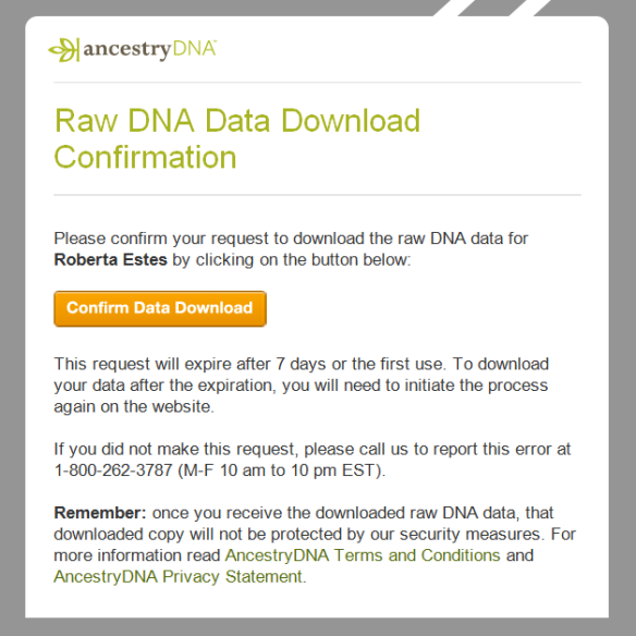 ancestry download 3