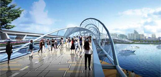 Helix bridge 1