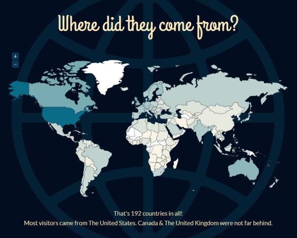 2013 blog reach