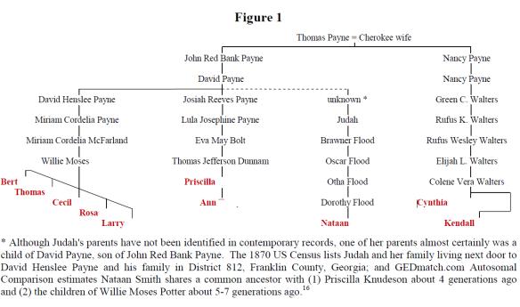 Payne chart