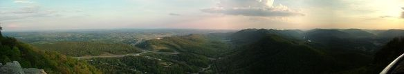 cumberland gap panoramic