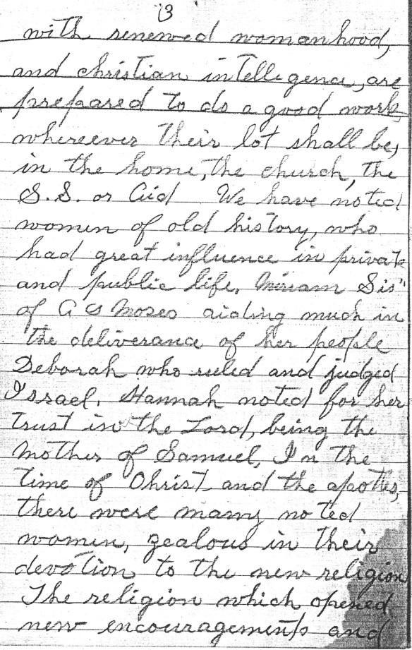 Eva Miller letter 3