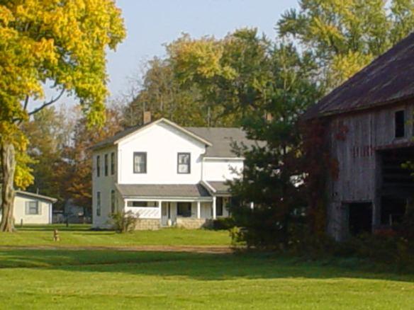John David Miller home