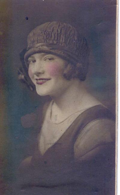 Margaret Estes c 1920