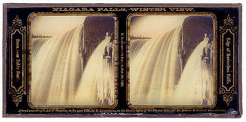 Niagara stereograph