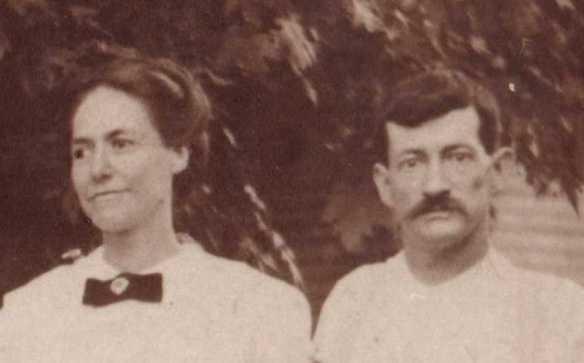 Ollie and William Estes