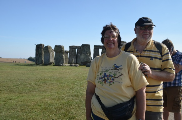 Stonehenge Jim and I