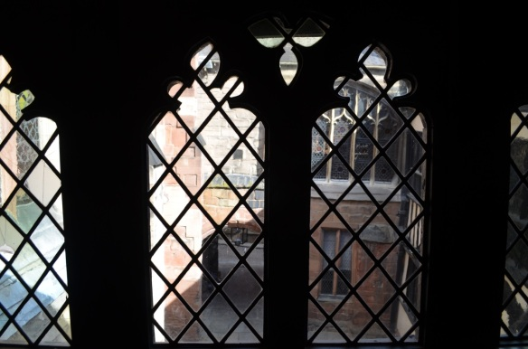 Coventry guild hall windows