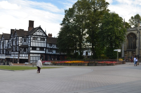 Coventry market square