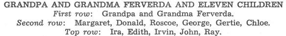 Ferverda family description cropped