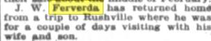 Ferverda news 1916