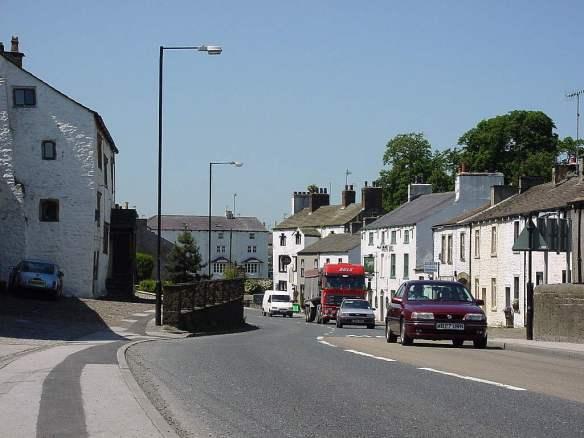 Gisburn street