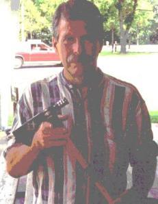 Robert Withrow pipe tomahawk