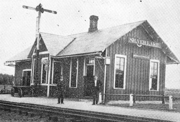 silver lake depot