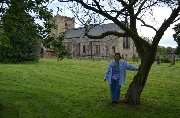 St Mary Gisburn front