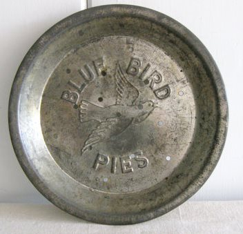 Bluebird pie pan cropped