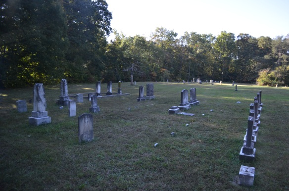 Bowling old cemetery 2