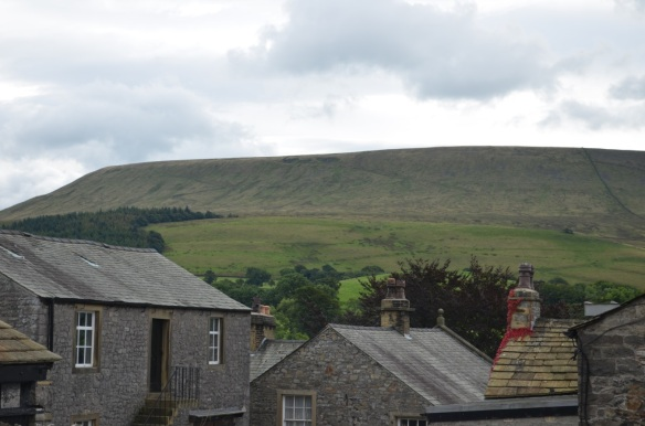 Pendle Hill Downham