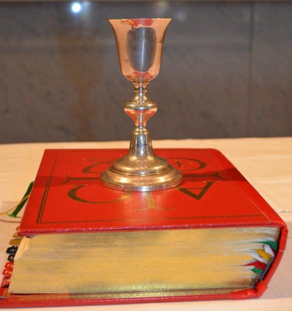 St Ignatius chalice