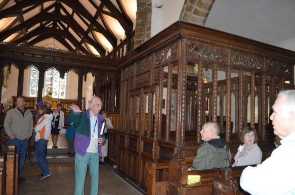 St Mary Whalley boxes