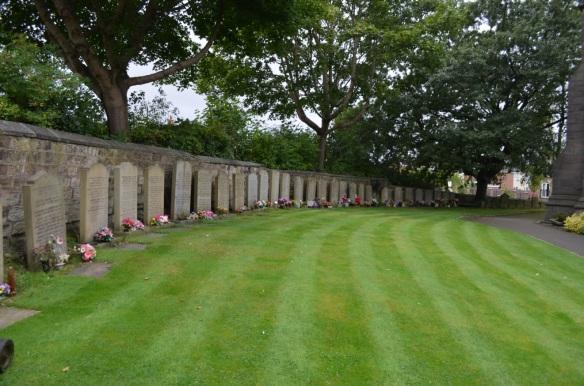 St Wilfrid cemetery