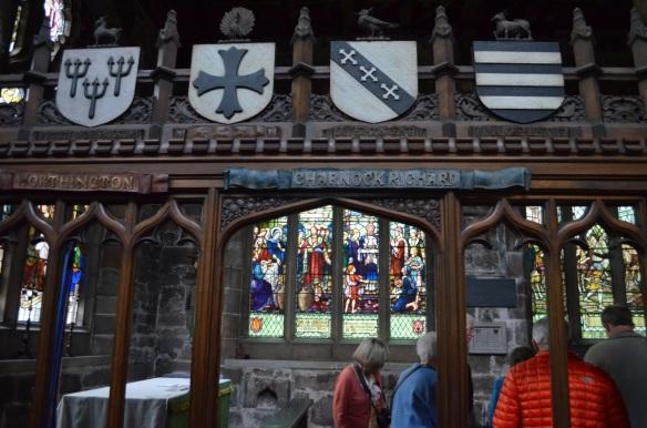 St Wilfrid Charnock Richard