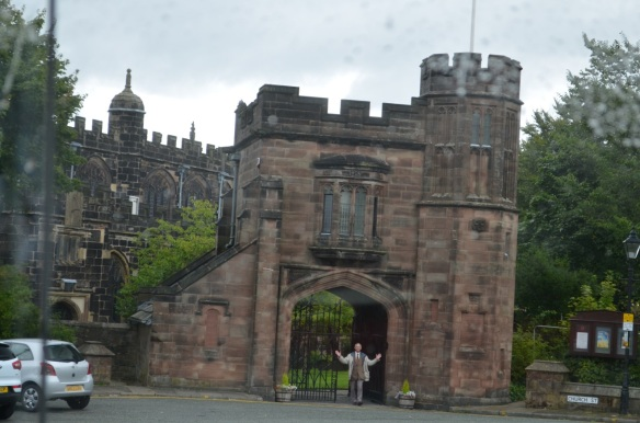 St Wilfrid gate