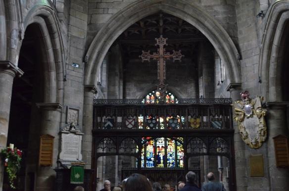 St Wilfrid nave