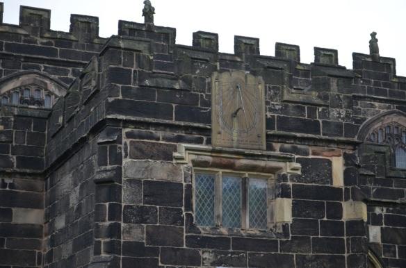 St Wilfrid sundial