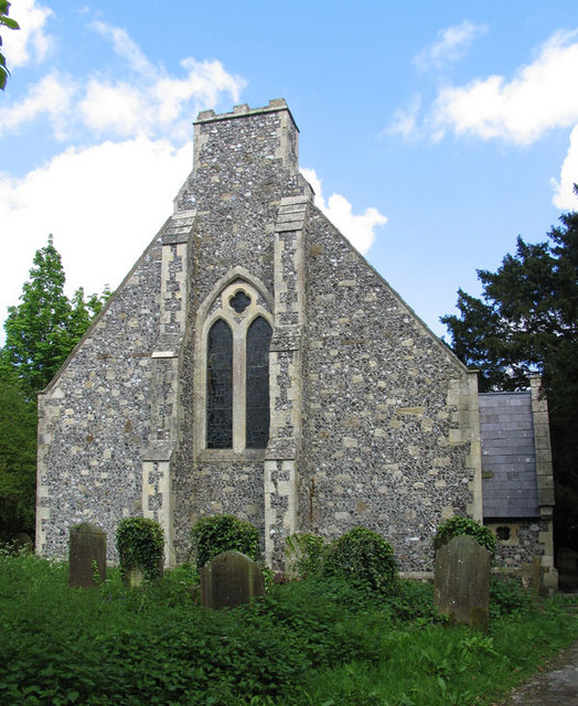 All Saints Waldershare