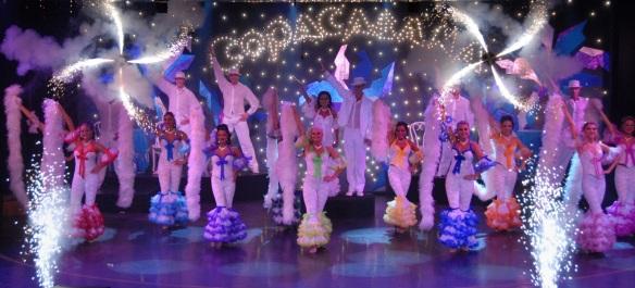 Carnival Splendor Show