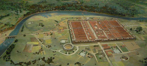 Chester Roman fort