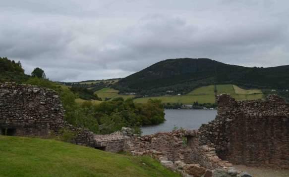 urquhart ruins