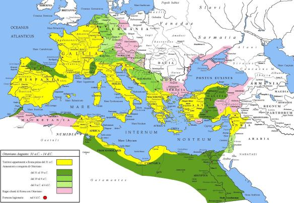 early roman empire