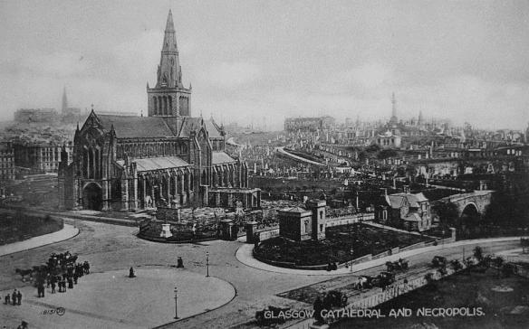 glasgow cathedral 1811