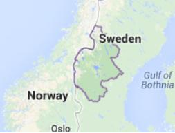 jamtland map