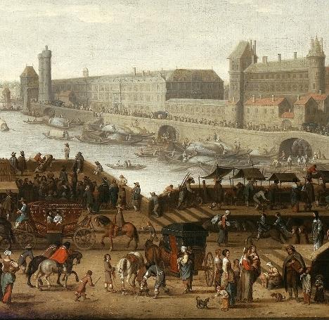 louvre 1660s