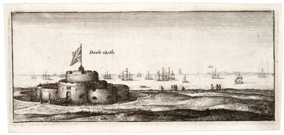 deal castle 1649