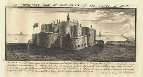 deal castle 1735