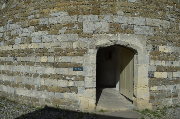 deal castle keep entrance