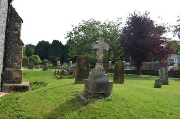 shoulden cemetery