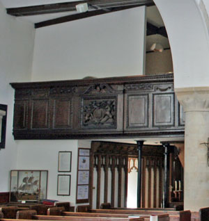 st leonard screen and gallery