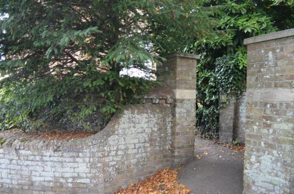 st leonard wall