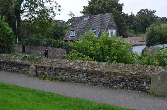 st leonard's stone path