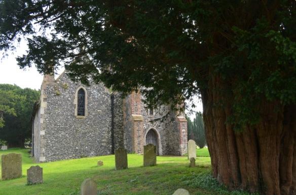 st nicholas ringwould churchyard13