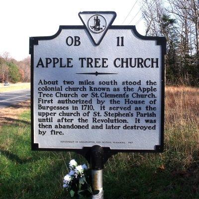 apple tree church