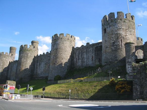 conwy front