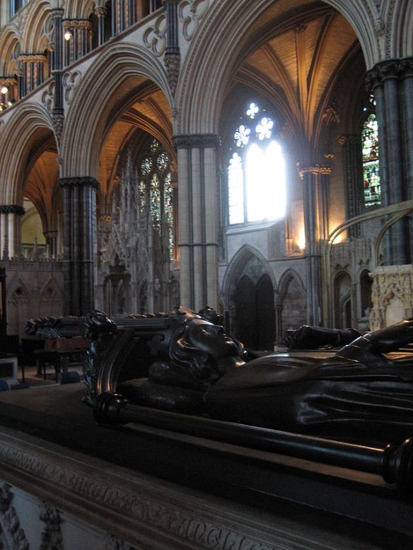 eleanor tomb lincoln cathedral